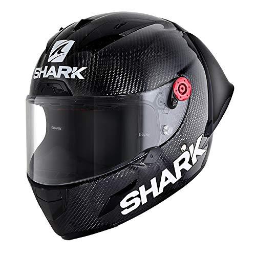 Casco Shark Race-R Pro GP FIM Racing Carbon '19 Negro S 1