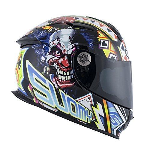 Casco Suomy SR Sport Gamble Top Player XL 1