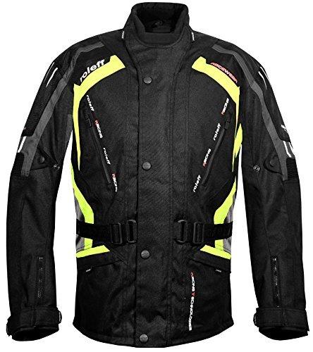 Chaqueta Roleff Racewear RO 387 Kodra Gante Negro/Neon M 1