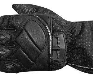 Guantes Racewear RO 90 Cuero/Textil Negro XXL