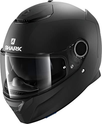 Casco Shark Spartan 1.2 Negro mate KMA L 1