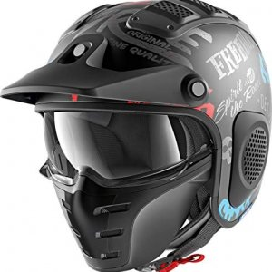 Casco Shark X-Drak Freestyle Cup Negro XXL