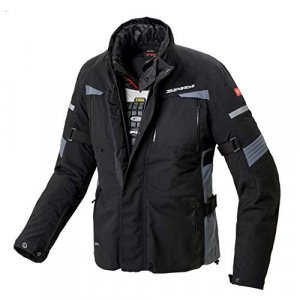 Chaqueta Spidi Tour Evo H2Out Negro L