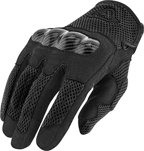 Guantes Acerbis Ramsey My Vented Negro M 1