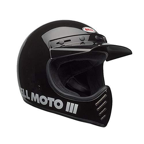 Casco Bell Moto 3 Classic Negro XL 1