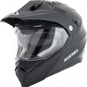 Casco Acerbis Flip FS-606 Negro M