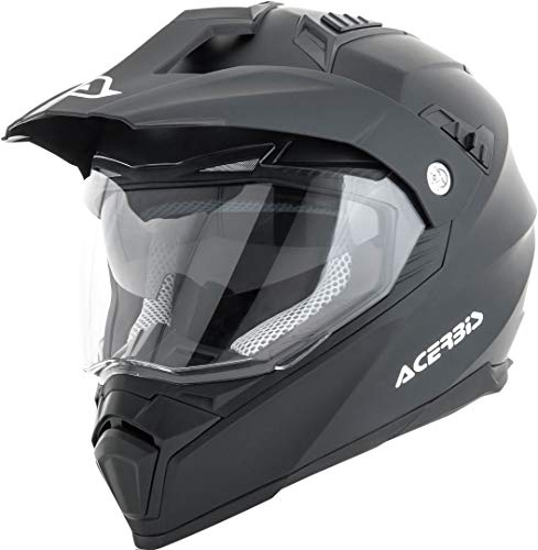 Casco Acerbis Flip FS-606 Negro M 1