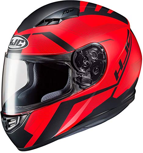 Casco HJC CS15 Faren MC7SF Rojo/Negro XS 1