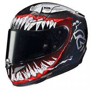 Casco HJC RPHA 11 Venom Marvel II MC1 XXS