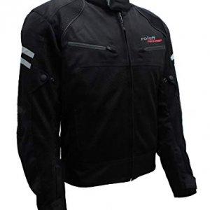 Chaqueta Roleff Racewear R613 Negro L