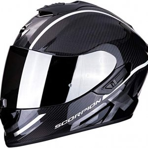 Casco Scorpion Exo 1400 Air Carbon Grand White XL