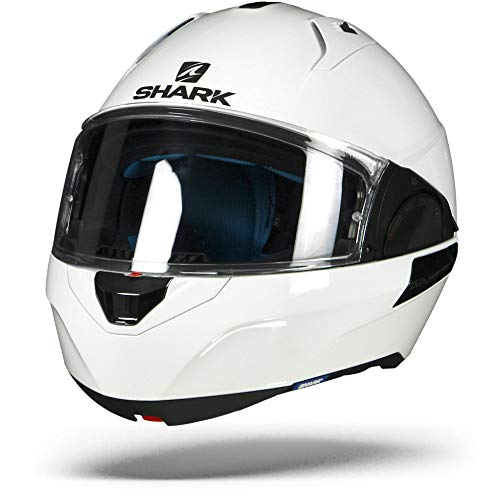 Casco modular Shark Evo-One 2 Blanco S 1