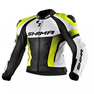 Chaqueta Shima STR Jacket Yellow Fluo 48