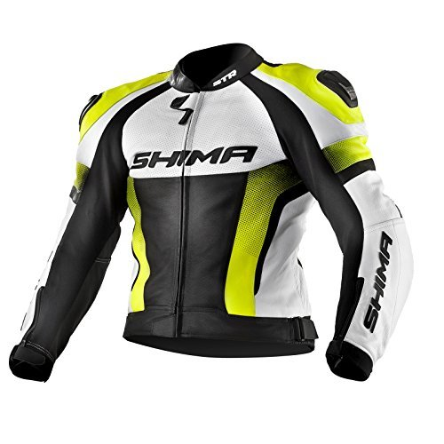 Chaqueta Shima STR Jacket Yellow Fluo 48 1