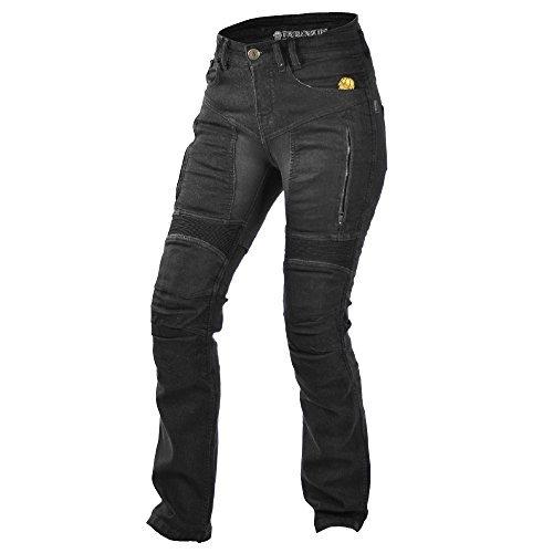Pantalones mujer Trilobite Aramida Negro 26 1