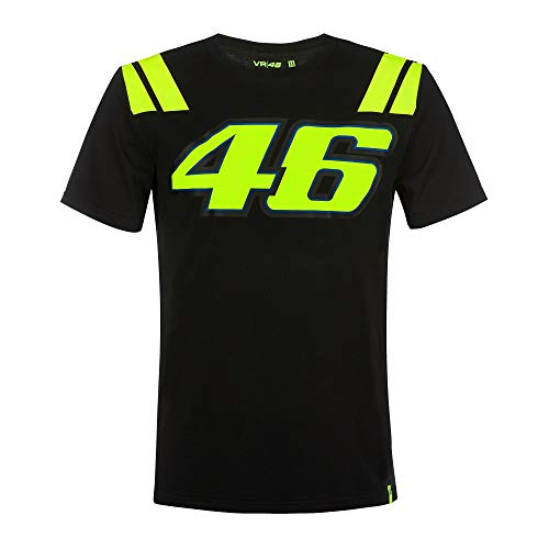 Camiseta VR46 Valentino Rossi The Doctor Negro S 1