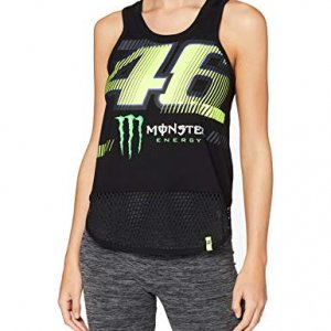 Camiseta tirantes mujer VR46 Monza 46 Monster L