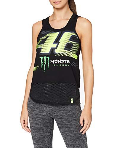 Camiseta tirantes mujer VR46 Monza 46 Monster L 1