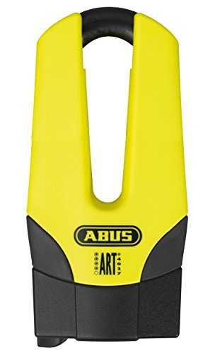 Antirrobo disco Abus 56910 Amarillo/Negro 1
