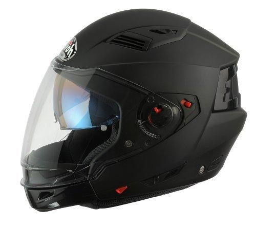 Casco Airoh EX11 Negro XS 1