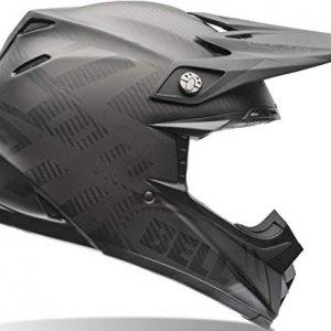 Casco Bell Moto-9 Carbon Flex Syndrome Negro mate 2XS