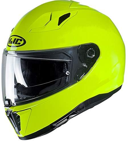Casco HJC i70 Verde Fluor XL 1