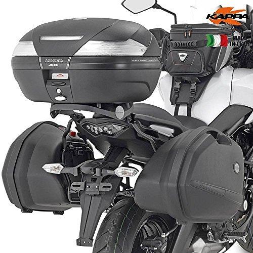 Soporte maletas Kappa KLX4114 Kawasaki Versys 650 1