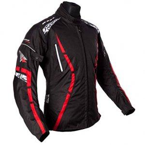 Chaqueta Roleff Racewear Zelina Rojo XXL