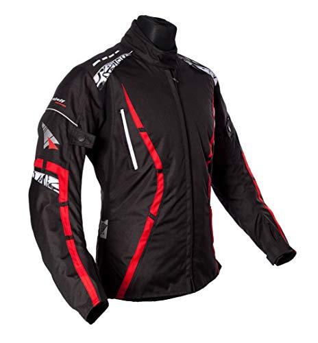 Chaqueta Roleff Racewear Zelina Rojo XXL 1
