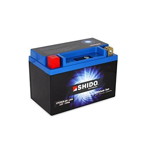 Batería litio Shido LTX20CH-BS LION S 1