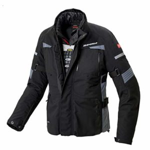 Chaqueta Spidi Tour Evo H2Out Negro 3XL