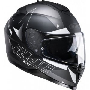 Casco HJC IS-17 Armada MC5F Negro/Blanco XL