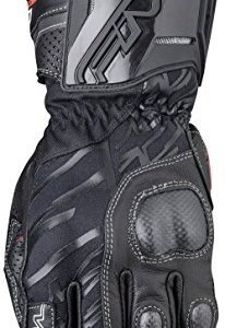 Guantes piel Five Advanced Gloves WFX Max Negro 10