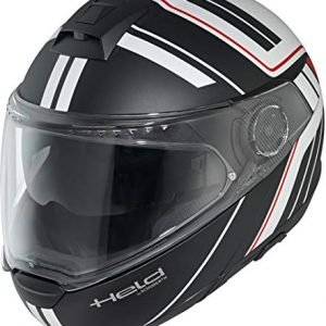 Casco abatible Held H-C4 Negro/Blanco L