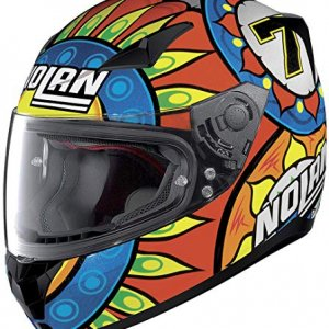 Casco Nolan N60-5 Gemini Replica C. Davies Metal Multicolor S