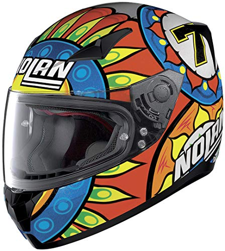 Casco Nolan N60-5 Gemini Replica C. Davies Metal Multicolor S 1