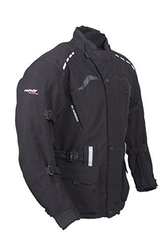 Chaqueta Roleff Racewear 15123 Softshell Negro M 1