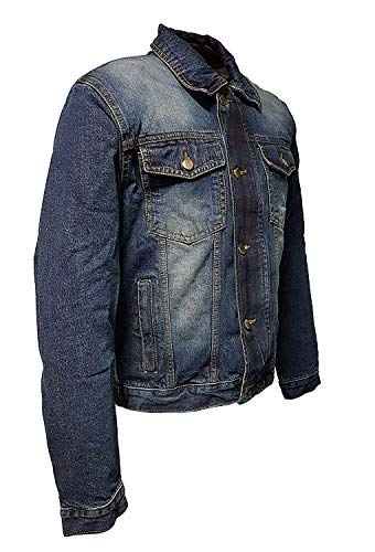 Chaqueta aramida Roleff Racewear Jeans Azul L 1