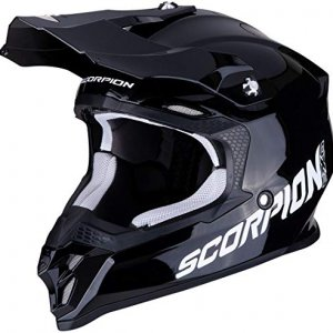 Casco MX Scorpion VX-16 Air Black M