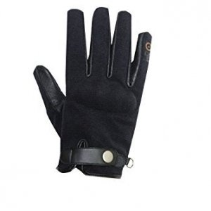 Guantes Windsoroyal Walmer Negro XL
