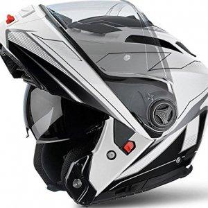 Casco modular Airoh Phantom S Spirit Blanco XS