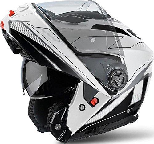Casco modular Airoh Phantom S Spirit Blanco XS 1