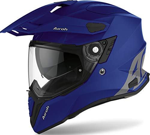 Casco Airoh Commander Azul mate XXL 1