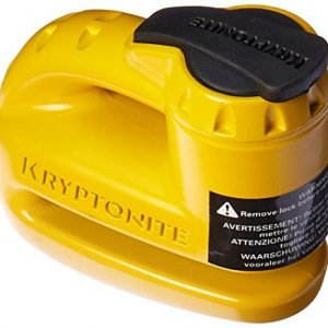 Candado disco Kryptonite Keeper 5-2S Amarillo