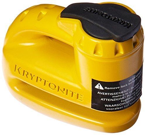 Candado disco Kryptonite Keeper 5-2S Amarillo 1