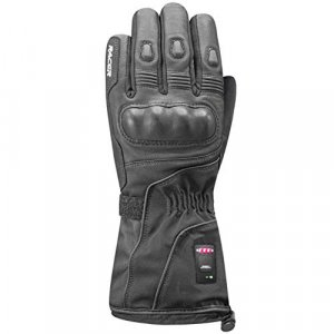 Guantes calefactables mujer Racer Heat 4 Negro S
