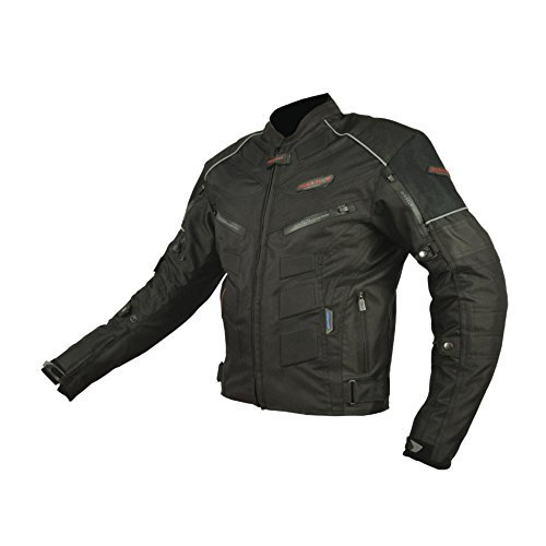 Chaqueta Rider-Tec RT0163BB Negro 3XL 1