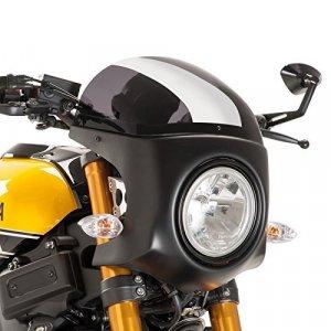 Semicarenado Puig Retro Yamaha XSR 900 16-17 Negro