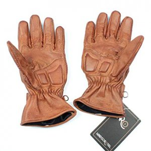 Guantes Windsoroyal Berkley Vintage Marron XL
