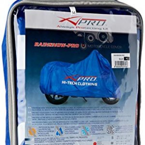 Funda impermeable A-Pro Sport/Naked/Scooter Azul M